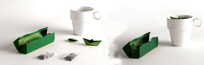 tPod Tea Packaging - innovacion en envases de Te