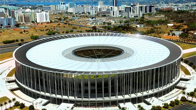 estadio de brasilia