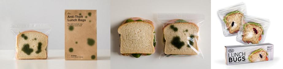 Bolsa anti robo - Lunch Bags - innovacion envases