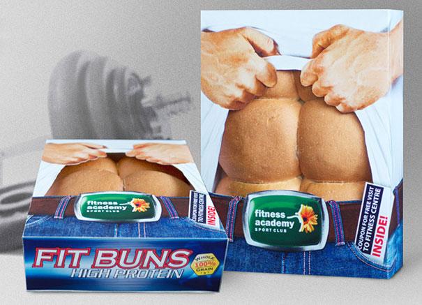 Enriquecido en proteinas - El Pan Fit Buns