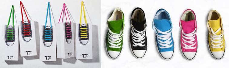 Gortz 17 Shoelace Box - innovacion en paquetes