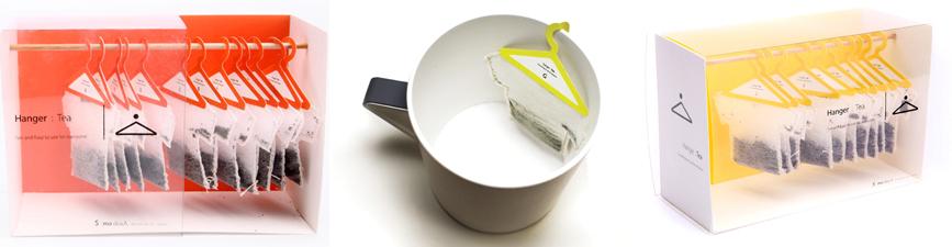 Hunger Tea - Envases innovadores