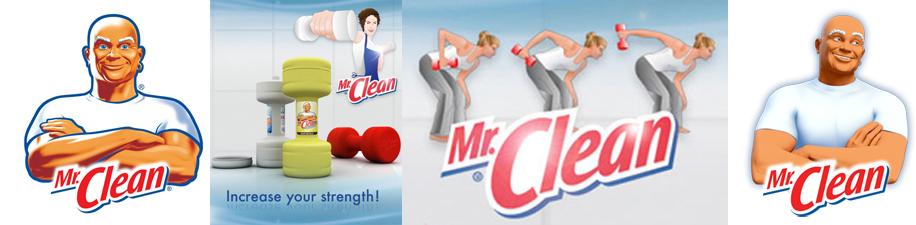Mr. Clean - Envase innovador - reciclaje